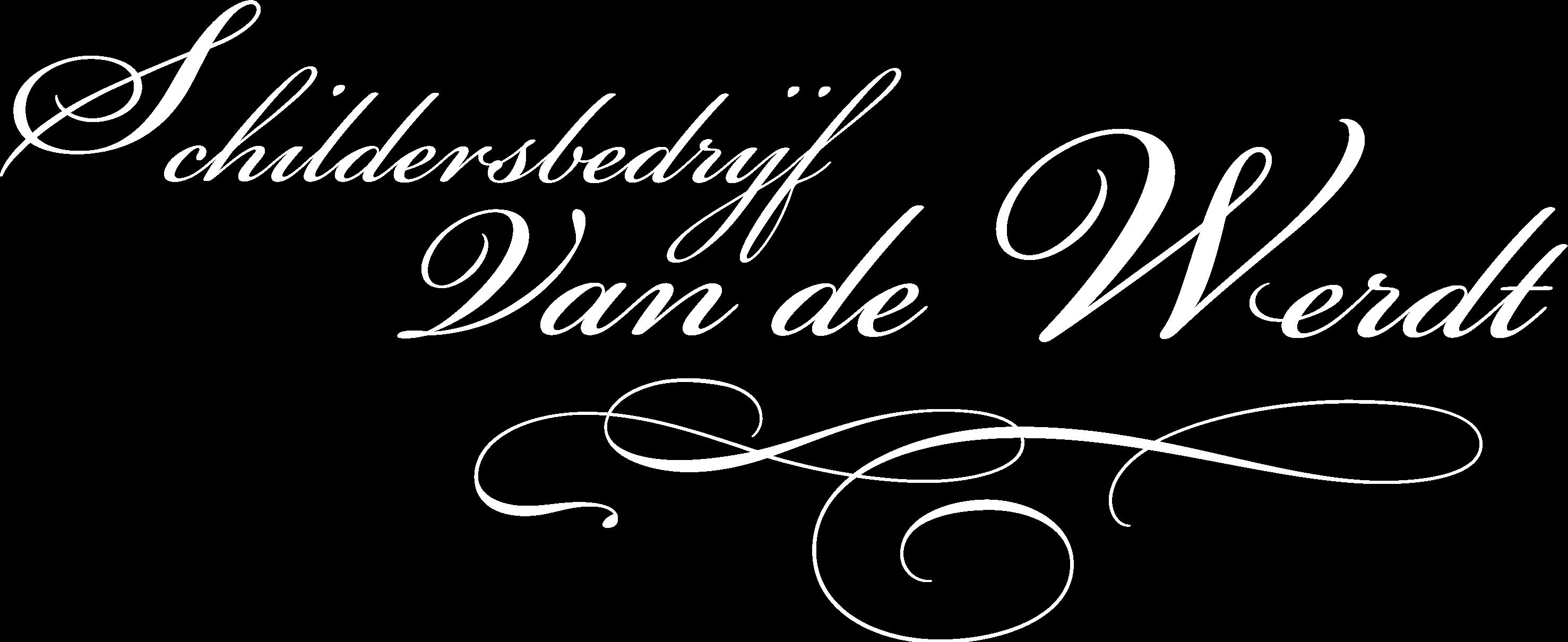 Schildersbedrijf Van De Werdt